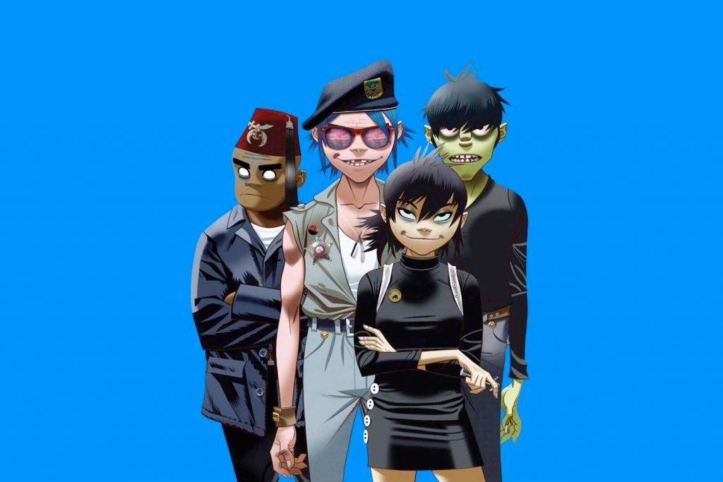 65139a7db10e Here s What to Expect from the Gorillaz Upcoming Album