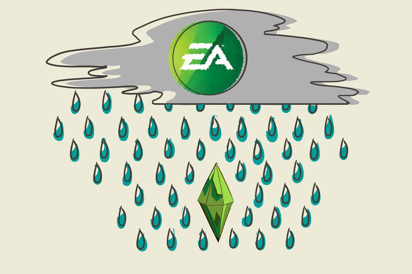 Is Gaming Giant EA Ruining 'The Sims' Franchise?