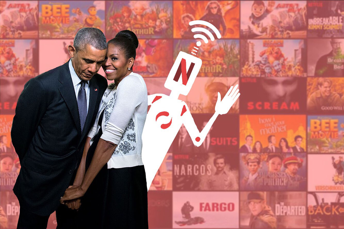 The Obamas Are Coming to Netflix, but in What Way?