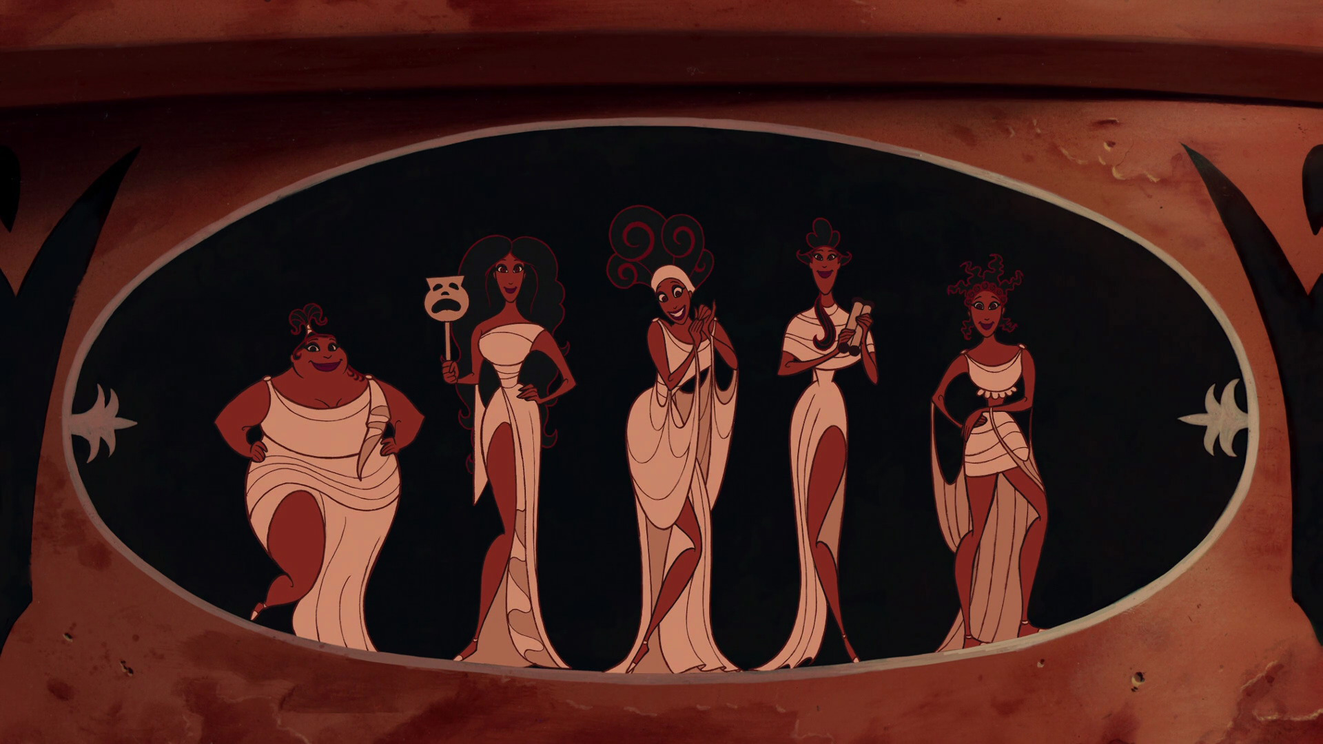 Muses side characters