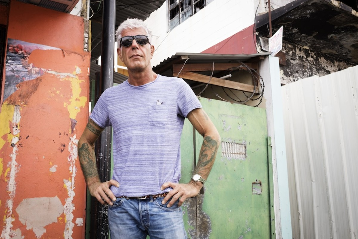 suicide Anthony Bourdain