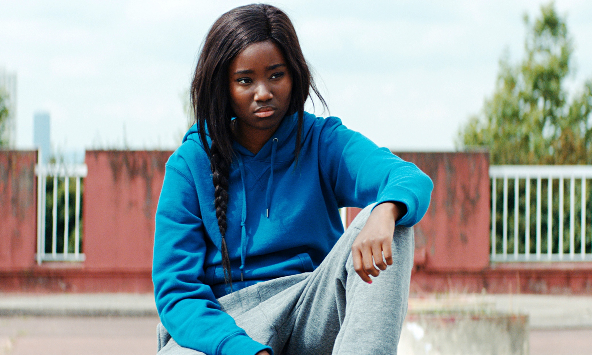 Coming-of-age film Girlhood