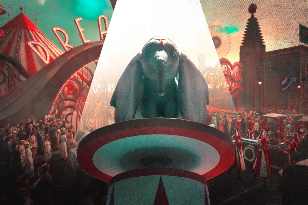 Tim Burton S Role In The Live Action Dumbo Guarantees A