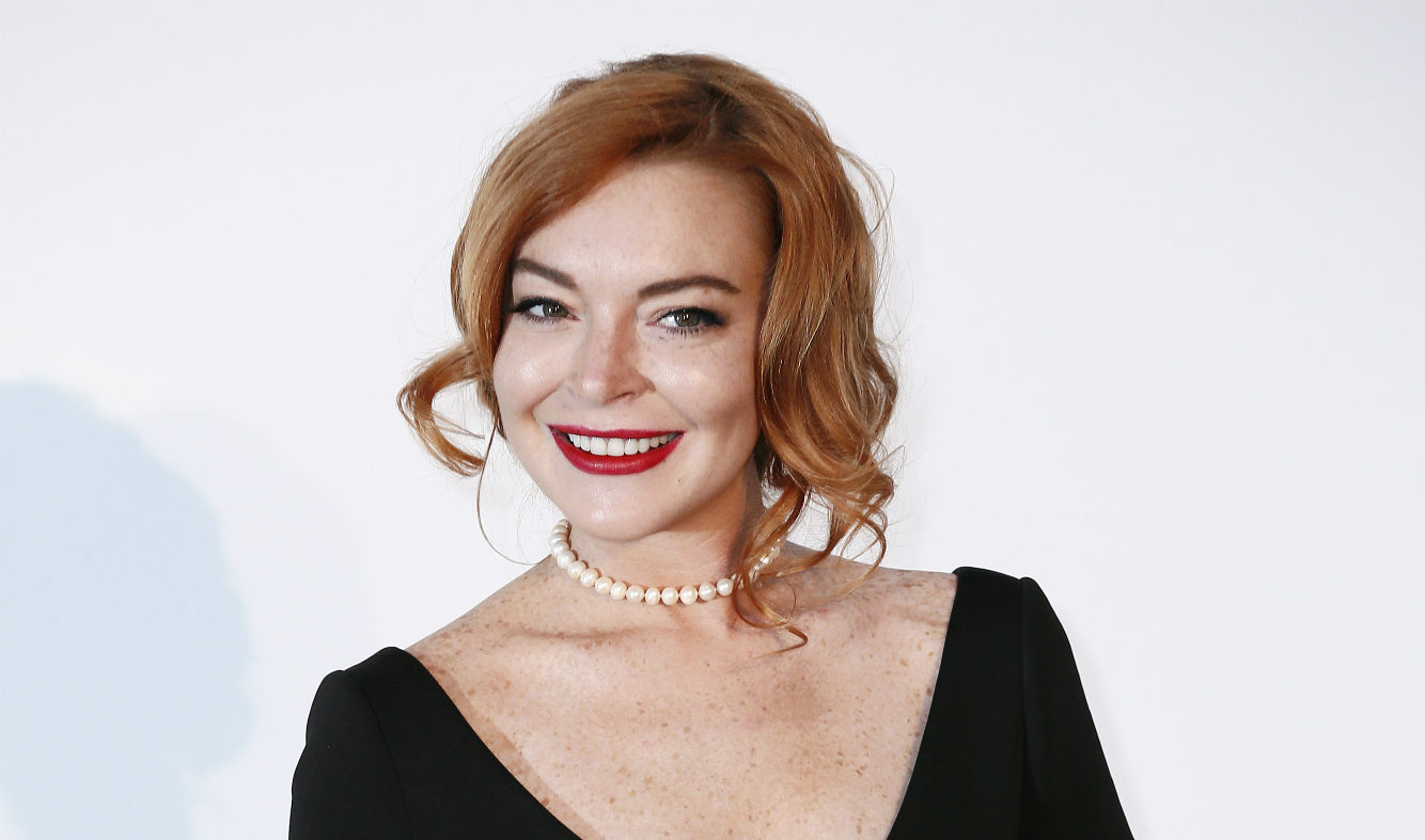 5 lessons we can all learn from Lindsay Lohan's remarkable comeback