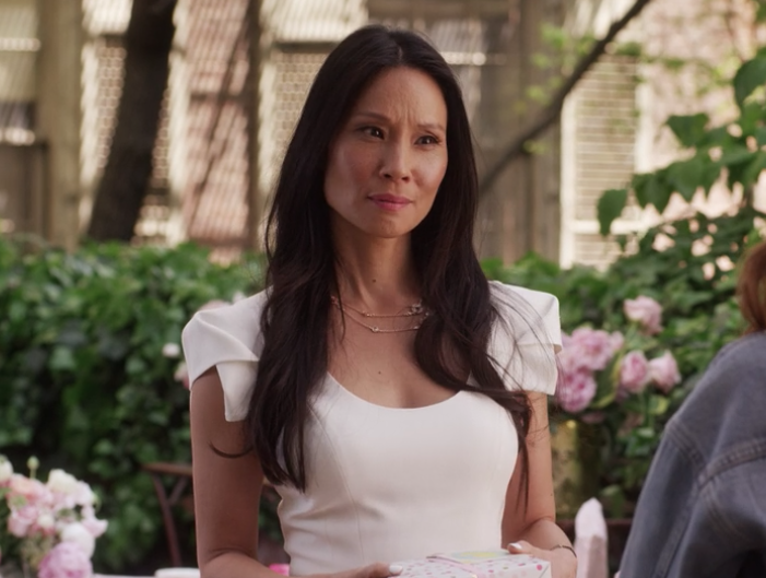 lucy liu set it up