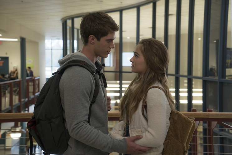 The Edge of Seventeen Blake Jenner Haley Lu Richardson