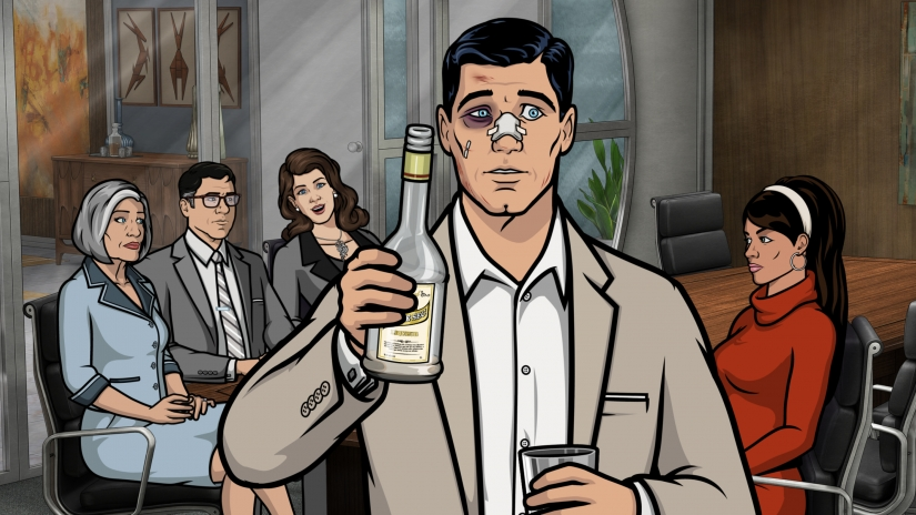 the 10 hands down funniest moments from archer