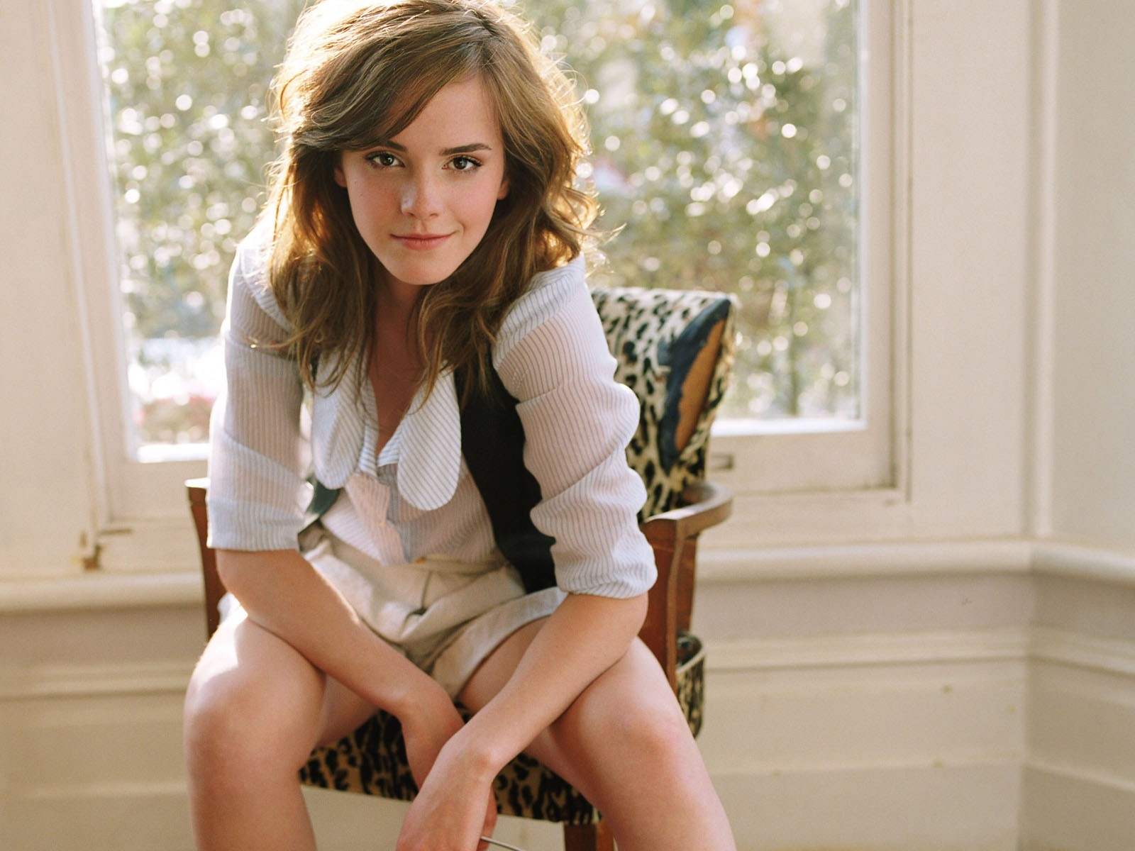 emma watson has a feminist book club and yes, you can join it