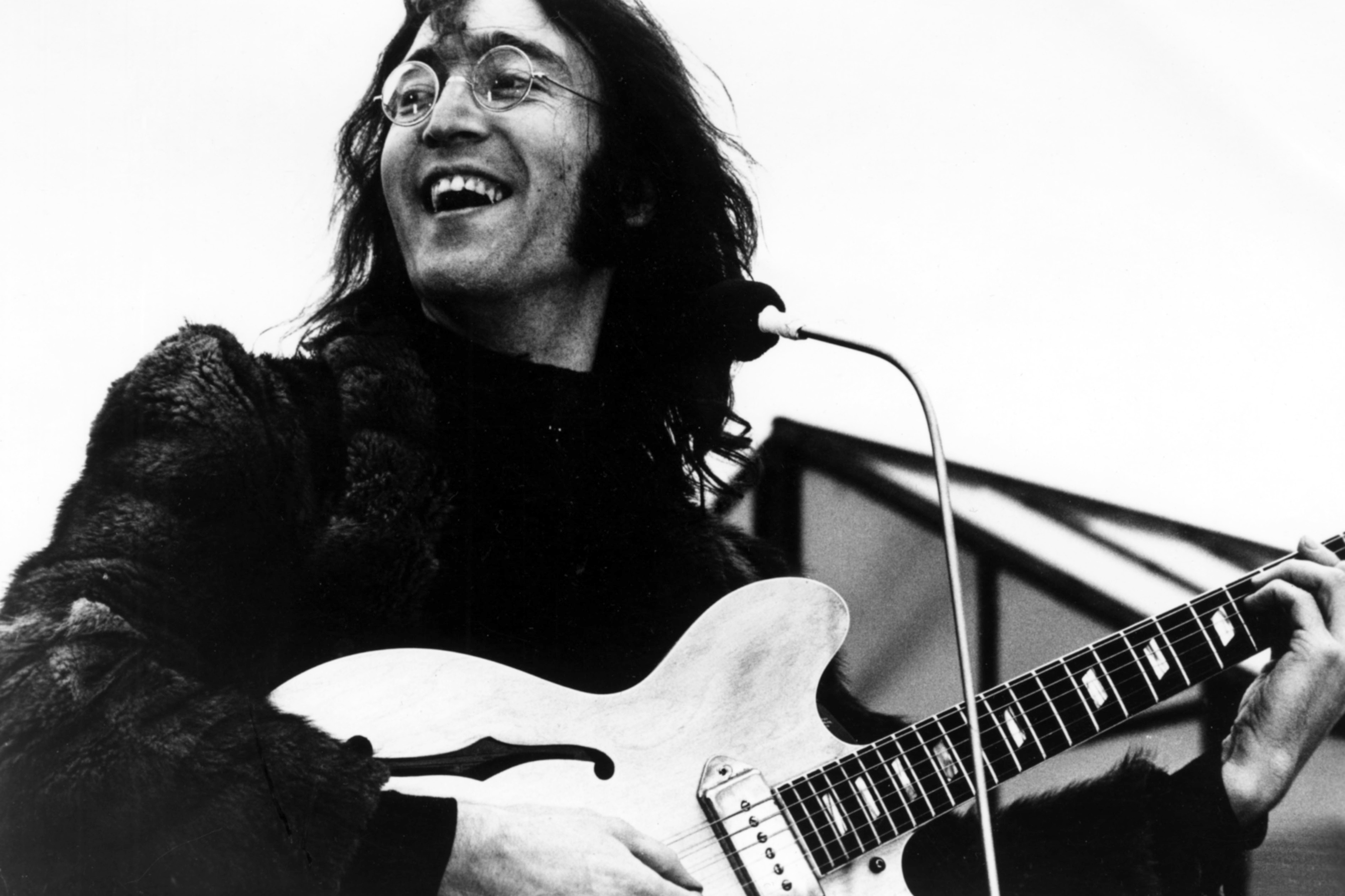 Music Biographies John Lennon