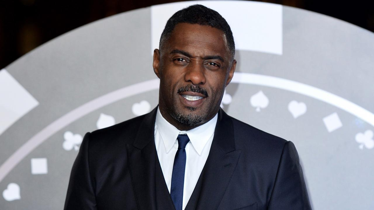 Idris Elba (born 1972) Idris Elba (born 1972) new images