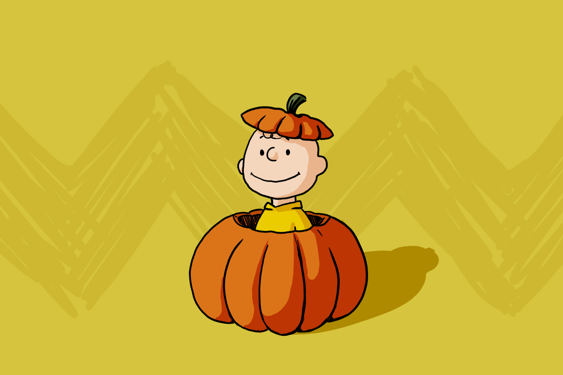 7bfd39cee 'It's the Great Pumpkin, Charlie Brown' Is the Hilarious Unsung Hero of ' Peanuts' Holiday Specials