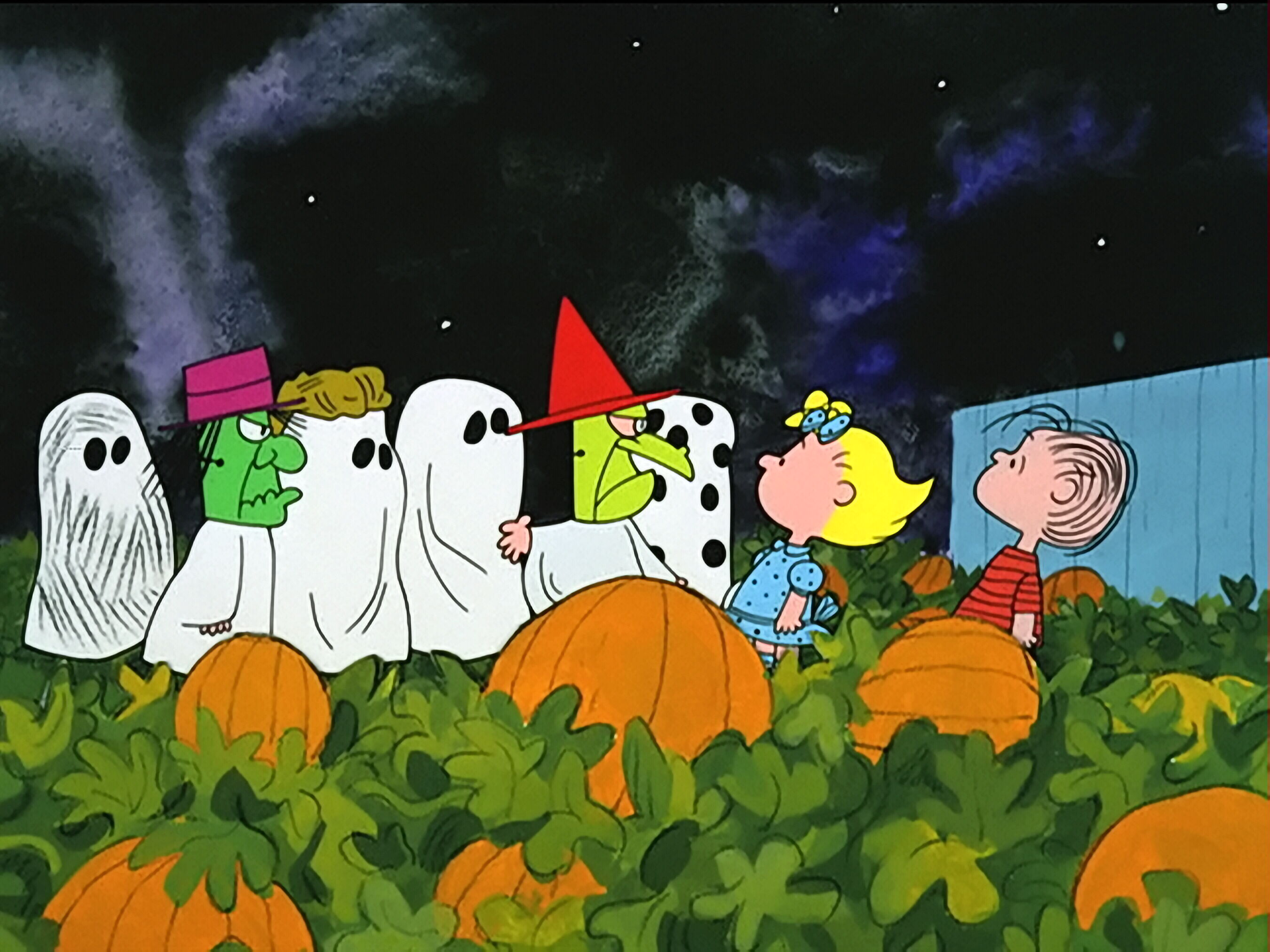 c8fd13002 It's the Great Pumpkin, Charlie Brown' Is the Hilarious Unsung Hero ...