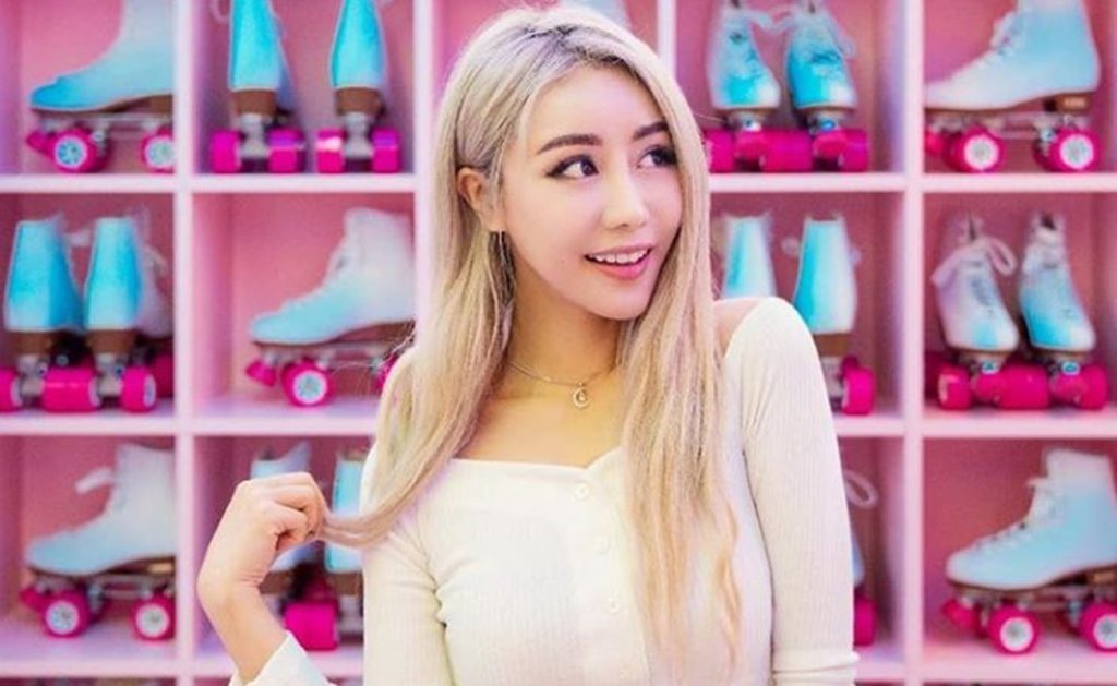 Queen Wengie is merely one example of a fashion/ DIY YouTuber. (Image via Tuberfilter.com)