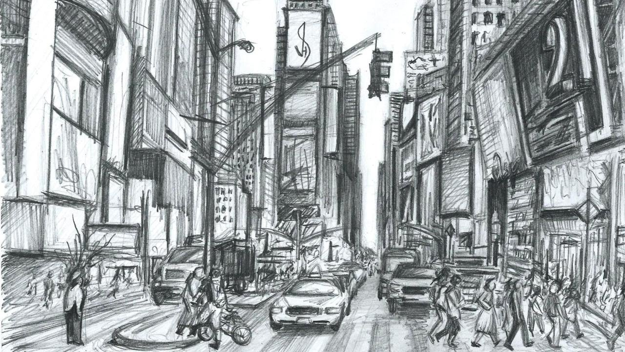 """""""Sketch with me"""" and time lapse videos are key points of interest for the art YouTube community. (Image via YouTube)"""