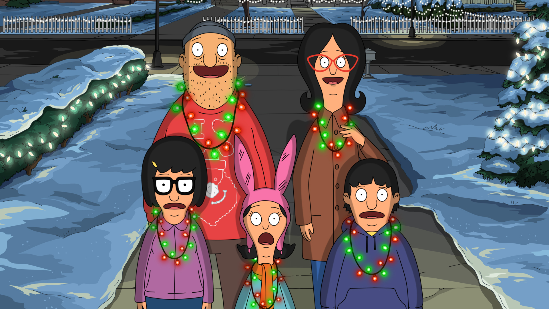 The Top 6 Bob S Burgers Holiday Episodes Definitely Ranked