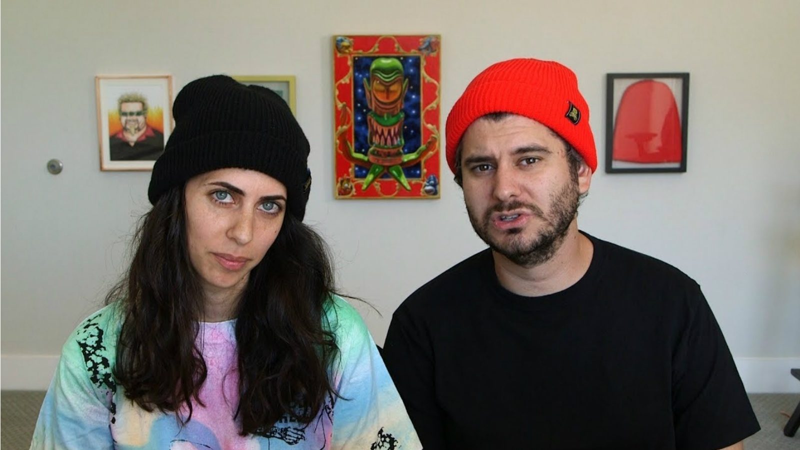 Ethan and Hila Klein have warned their viewers about the sinister nature of YouTube Kids. (Image via Dexerto)