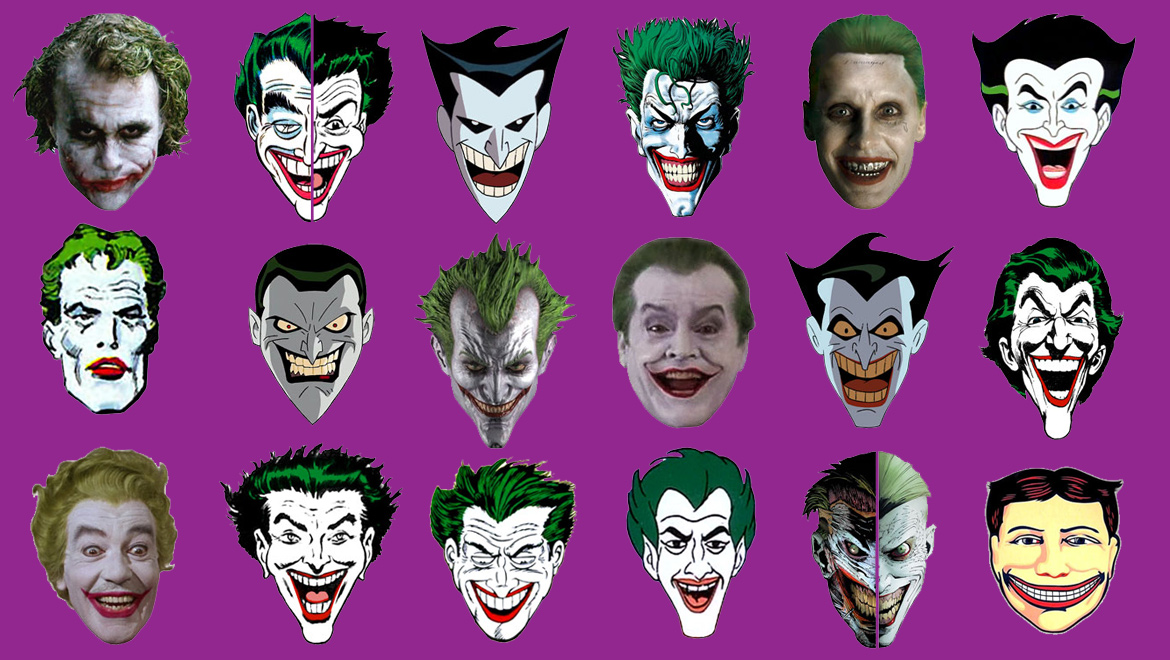The Joker continues to evolve as society progresses. (Image via Greek Culture)