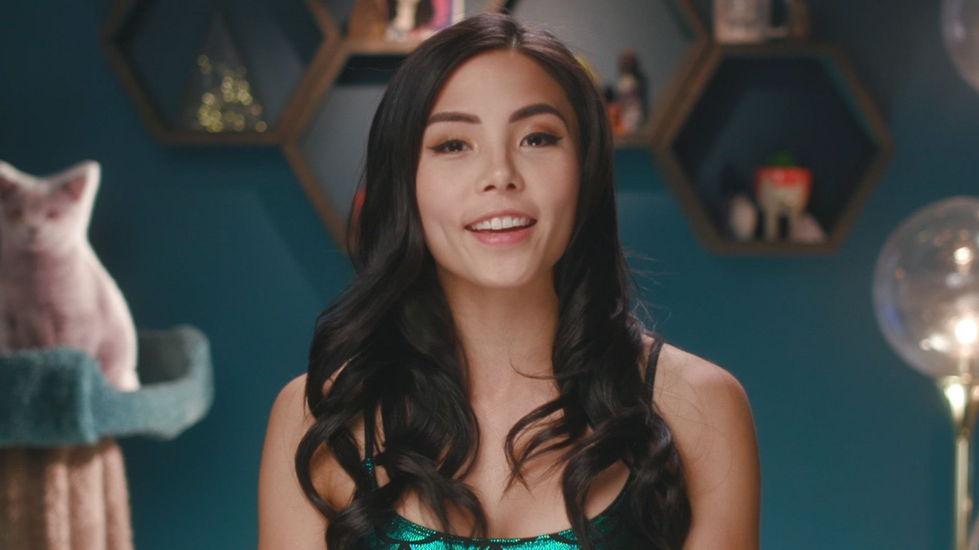 Anna Akana encourages people to talk about mental health without telling them how to go about it. (Image via Dailymotion)