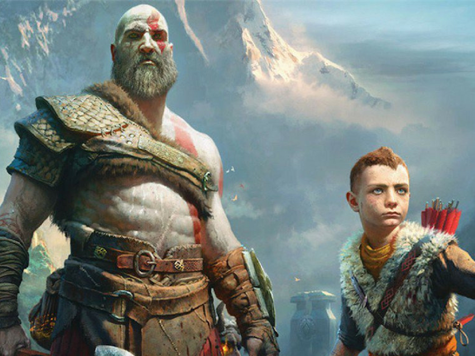 "video games The newest ""God of War"" installment turns the traditional  plotline on its head. (Image via Gamepedia) a28d54fcf"