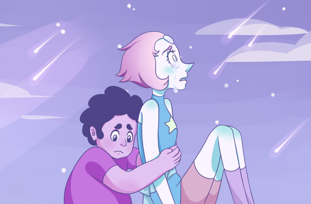 "Another ""Steven Universe"" arc is finally on the horizon. (Image via Deviant Art)"