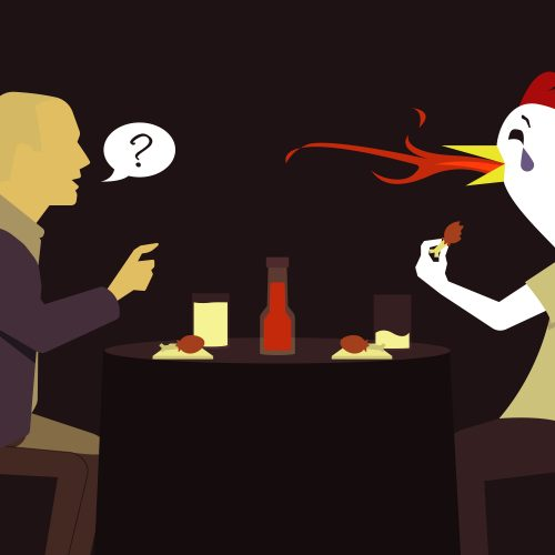 Hot Ones': The Show That Has Celebrities Losing Their Cool