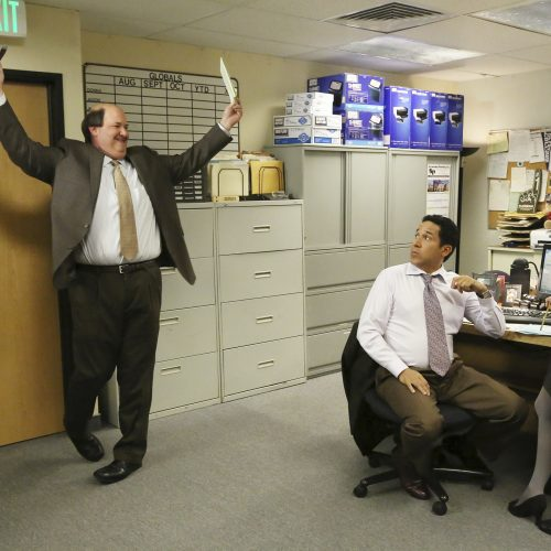 "5 Fan Theories for ""The Office"" That Are Actually Probably True"