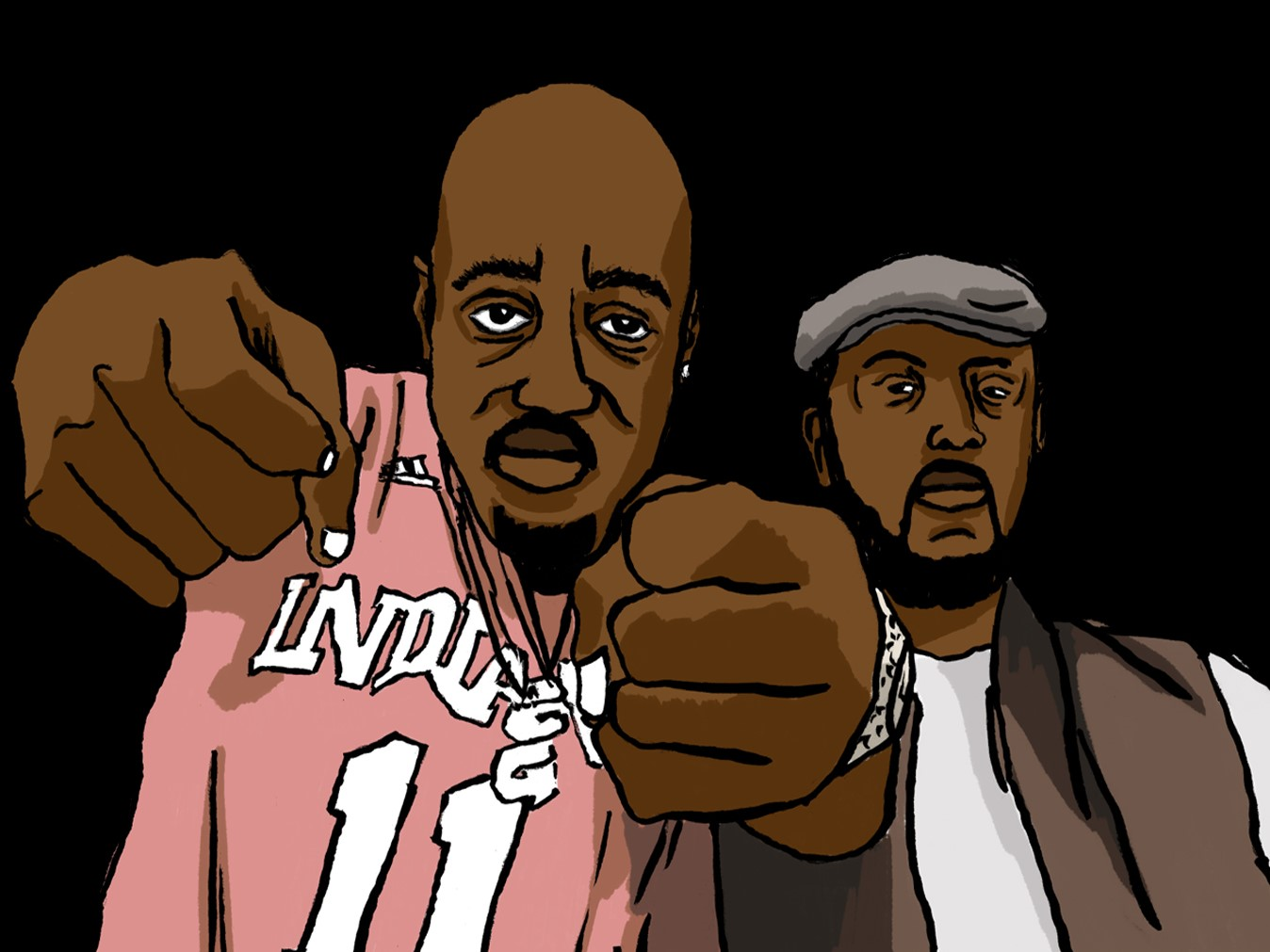 Rapper/Producer Duo Freddie Gibbs and Madlib Are Back at It