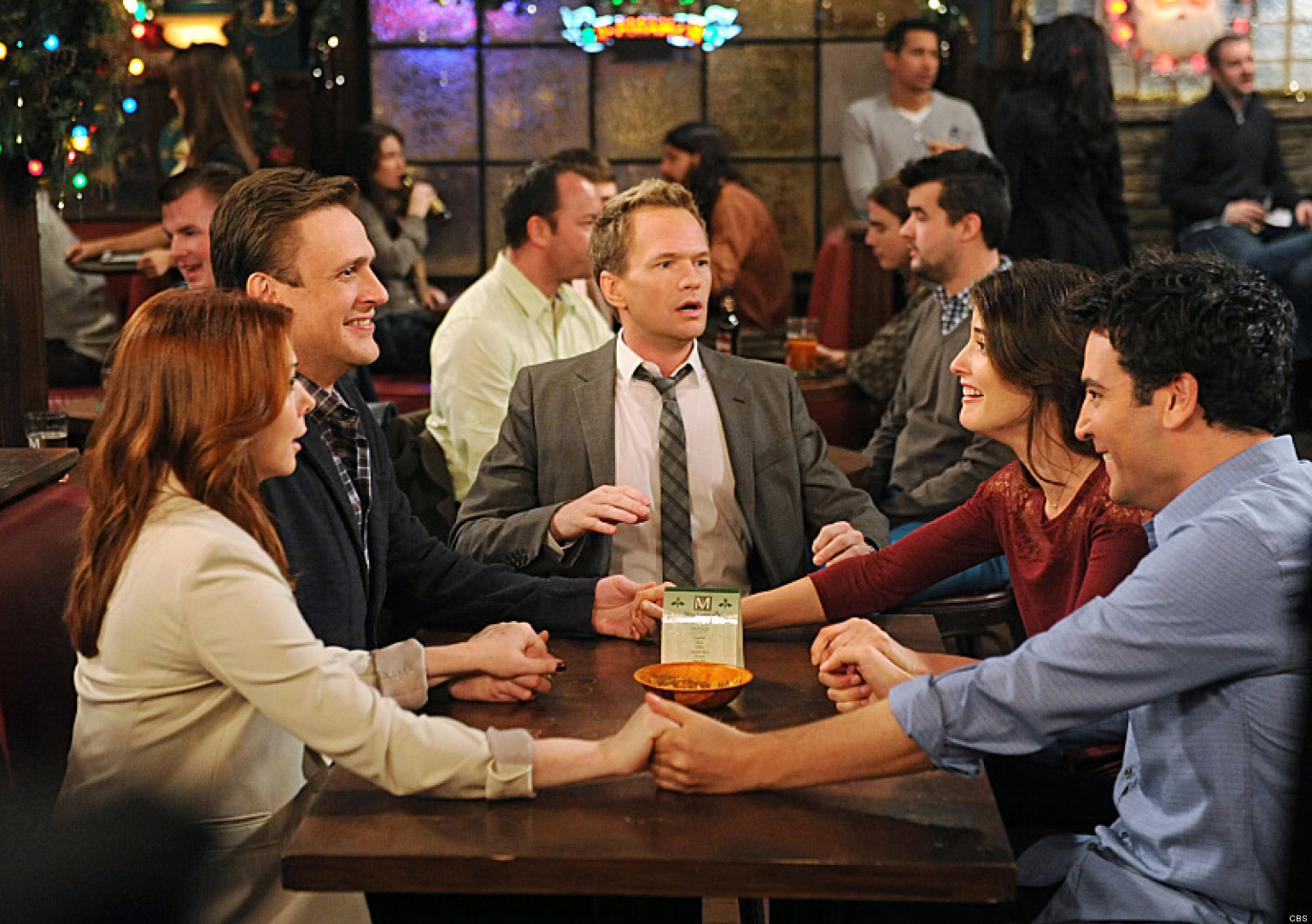 """While the show itself is genius, these five episodes exceeded all expectations I had for 'HIMYM."""" (Image via Spotlight)"""