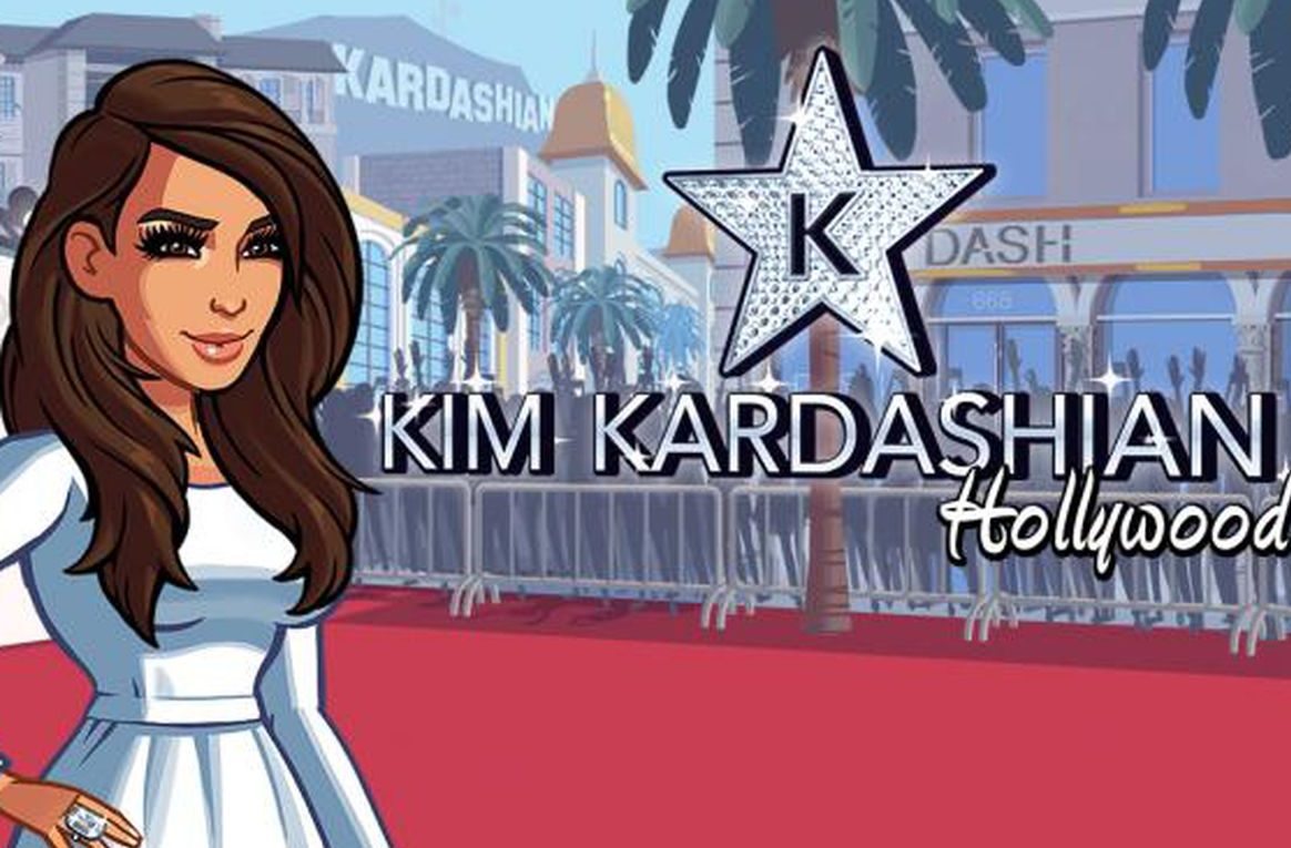 Kim Kardashian: Hollywood video game partnerships with brands