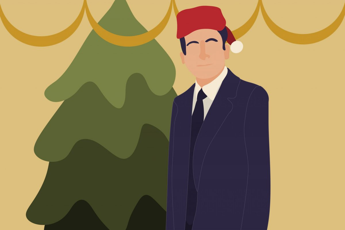 Natasha McDonald illustration for best holiday episodes in sitcoms by Kristin Auld