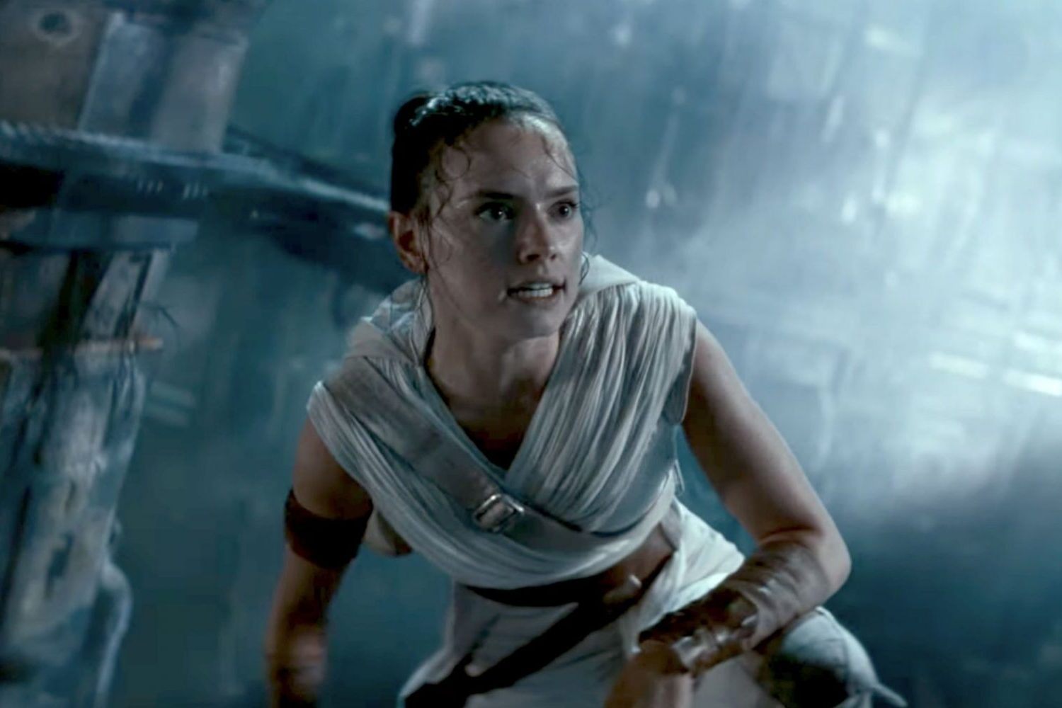 Rey from Rise of Skywalker