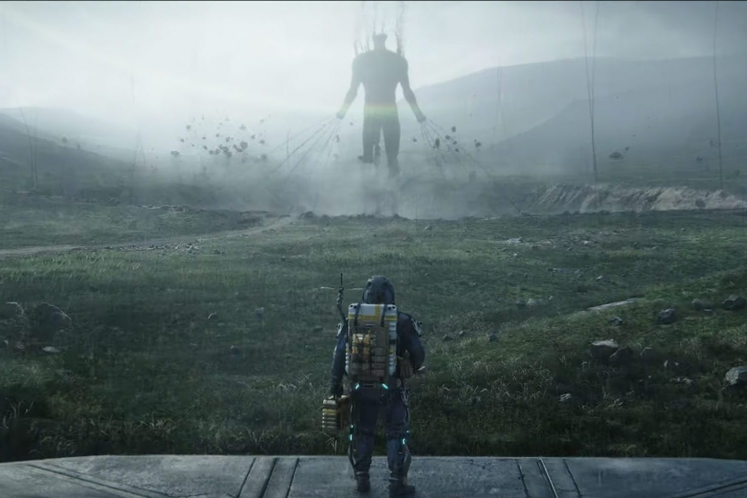 Reflecting on Death Stranding in the Era of Shelter-in-Place