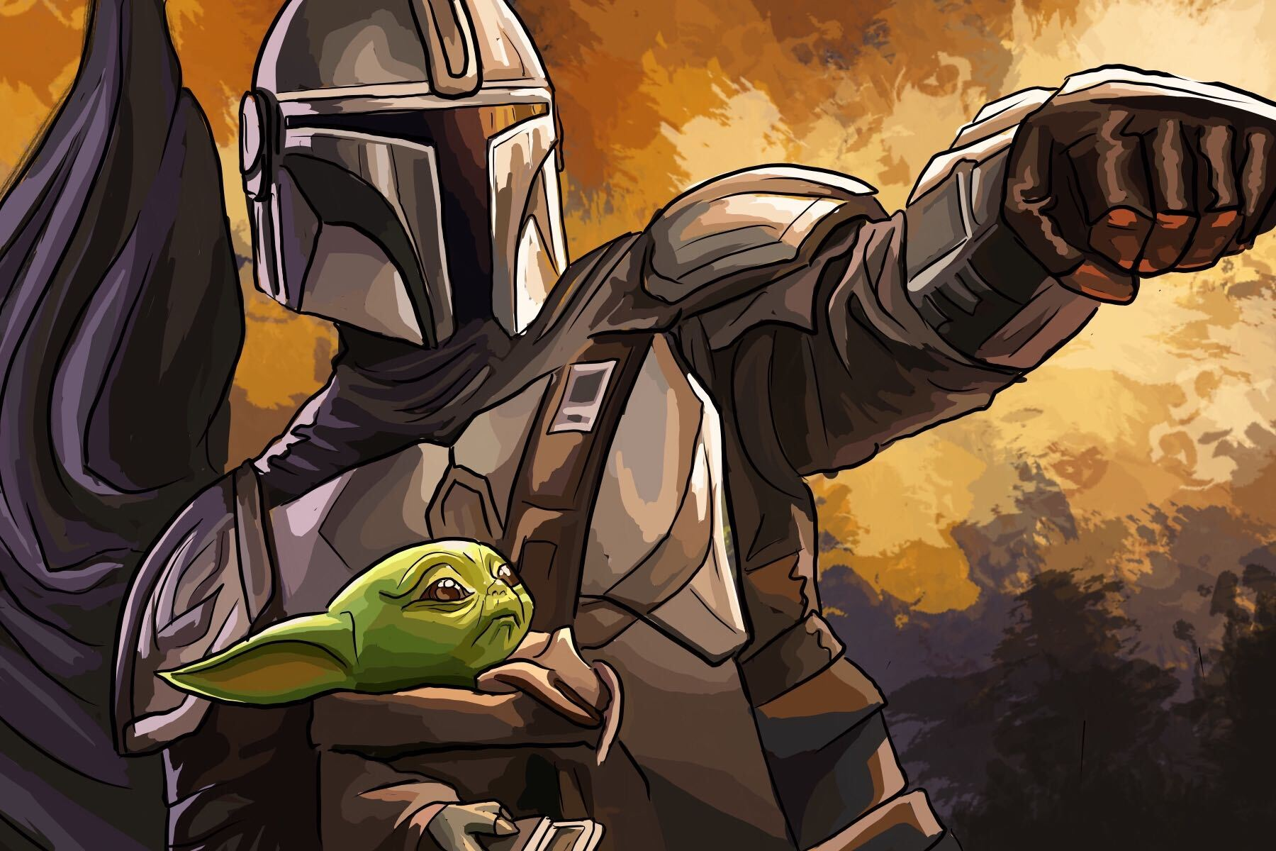 The Mandalorian Season 2 Might Surprise Animated Star Wars Fans
