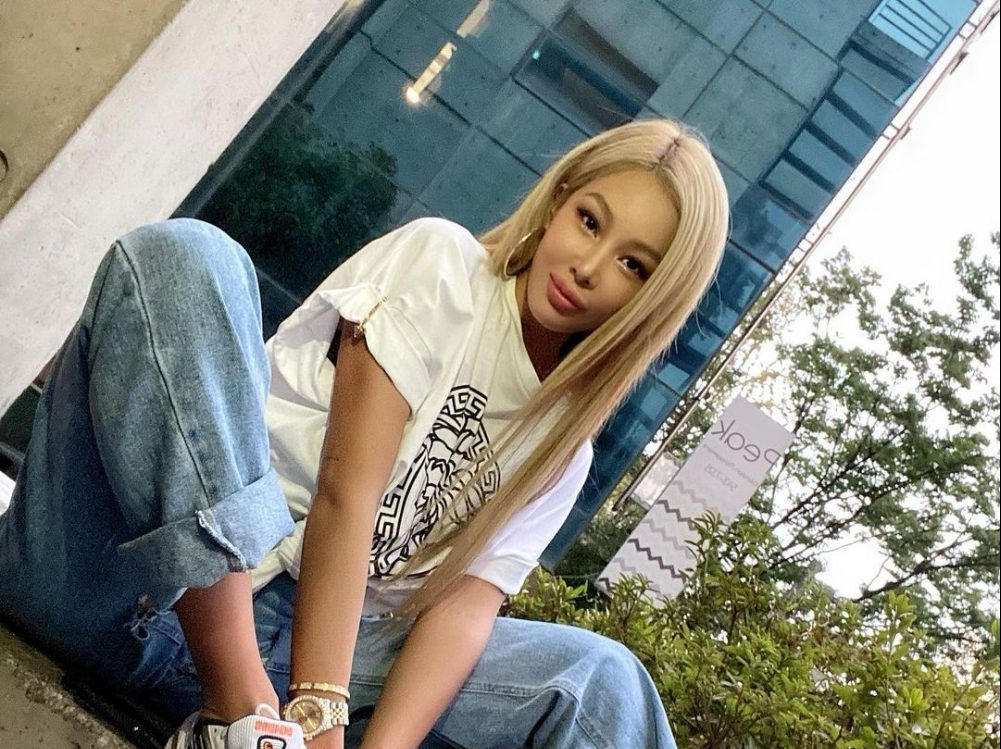 Rapper Jessi Made It Big in Korea, and Is Getting More Popular in the U.S.